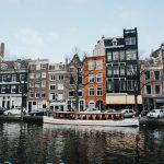 Groepsuitje in Amsterdam